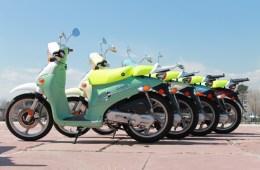 Denver moped tour