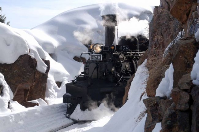 Top 3 Colorado Winter Train Trips For Anyone And Everyone