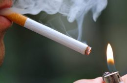 Glenwood Springs smoking law