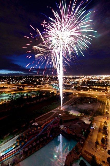 Fourth Of July Celebrations 2017
