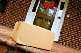 package arrives