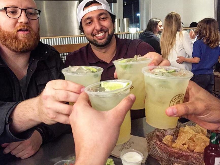 Chipotle Margaritas