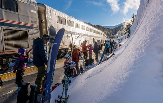 winter park express