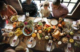 Healthier thanksgiving