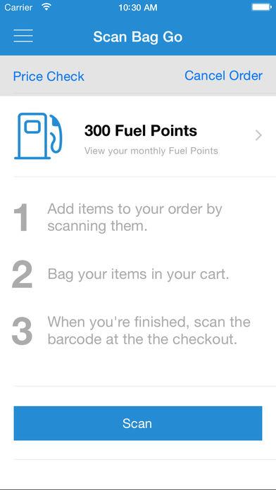mobile checkout