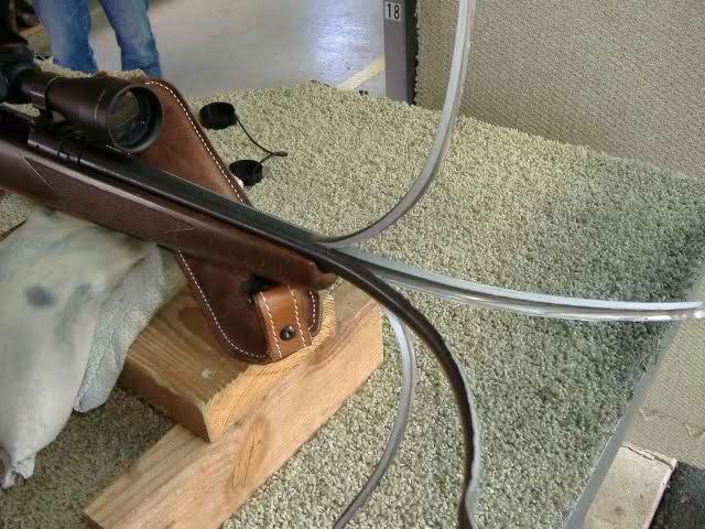 Image result for split shotgun barrel