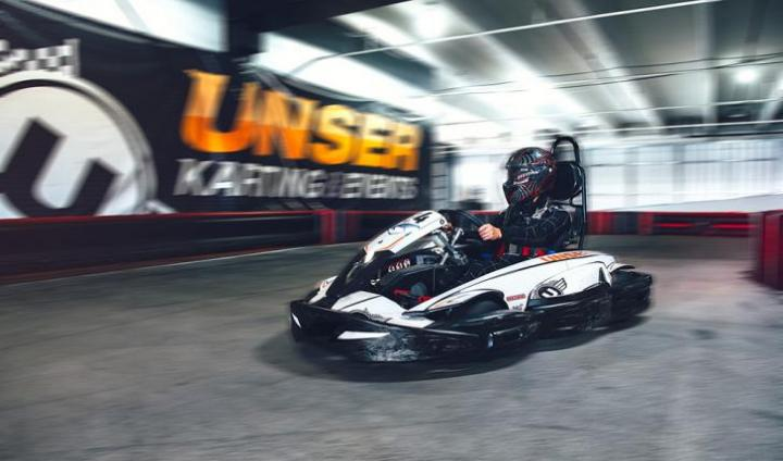 go-kart tracks