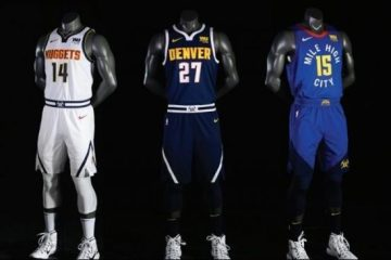 new jerseys