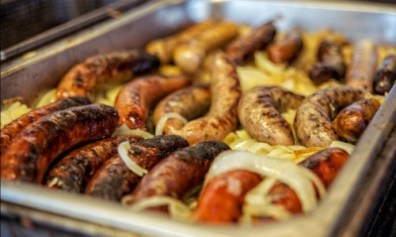 Bratwursts -- In many flavors