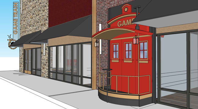 All Aboard! A Train-Themed Board Game Restaurant Is Arriving in Highlands Ranch