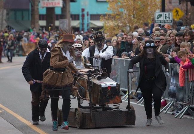 Unearth a Nearly 100-Year-Old Legend at the Emma Crawford Coffin Races & Festival