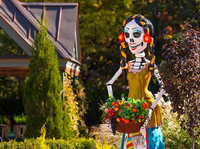 Denver Botanic Gardens' Free Day on Nov. 3 to Commemorate Día de los Muertos