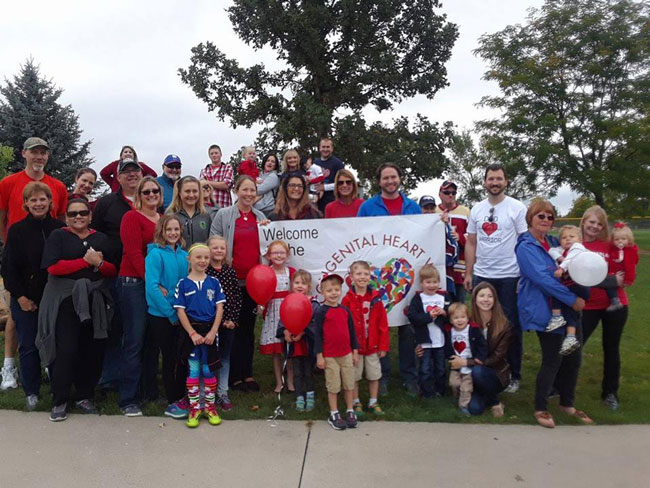 Your Guide to the 2018 Denver Congenital Heart Walk, Oct. 28