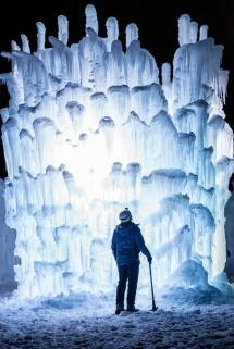Courtesy of Ice Castles (Facebook)