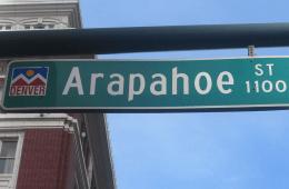denver's street names