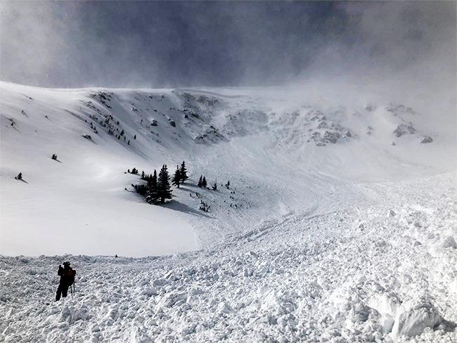 avalanches colorado