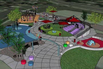 aurora inclusive playground