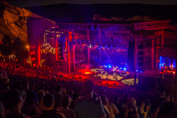 2019 red rocks shows