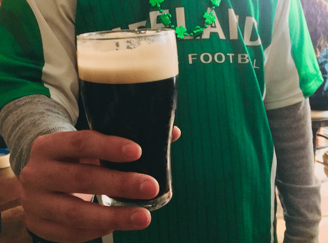 st. patrick's day in parker