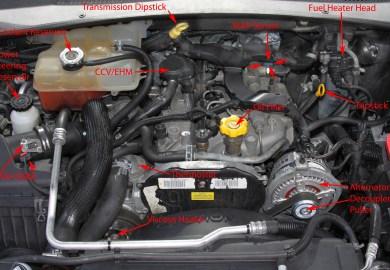 2007 Dodge Charger Intake Manifold