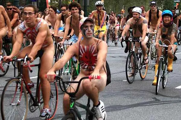 This Sat  LAs Naked Bike Ride  ColoradoBoulevardnet