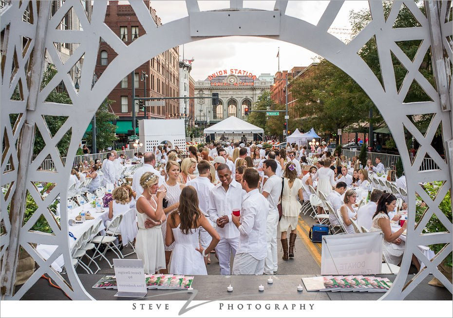 Two Locations, One Cause: Dinner in White returns August 18!