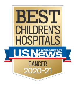 U.S. News Ranks Children's Hospital Colorado Pediatric Oncology Services Ninth in the Nation   CU Cancer Center