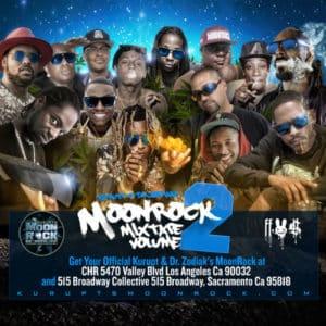 Dr Zodiaks Moon Rocks Mixtape 2