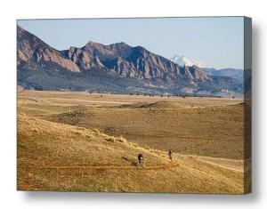 Colorado-Rocky-Mountain-Biking-Fun-Canvas-Wall-Art-Print