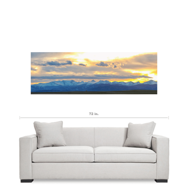 large colorado panorama art prints
