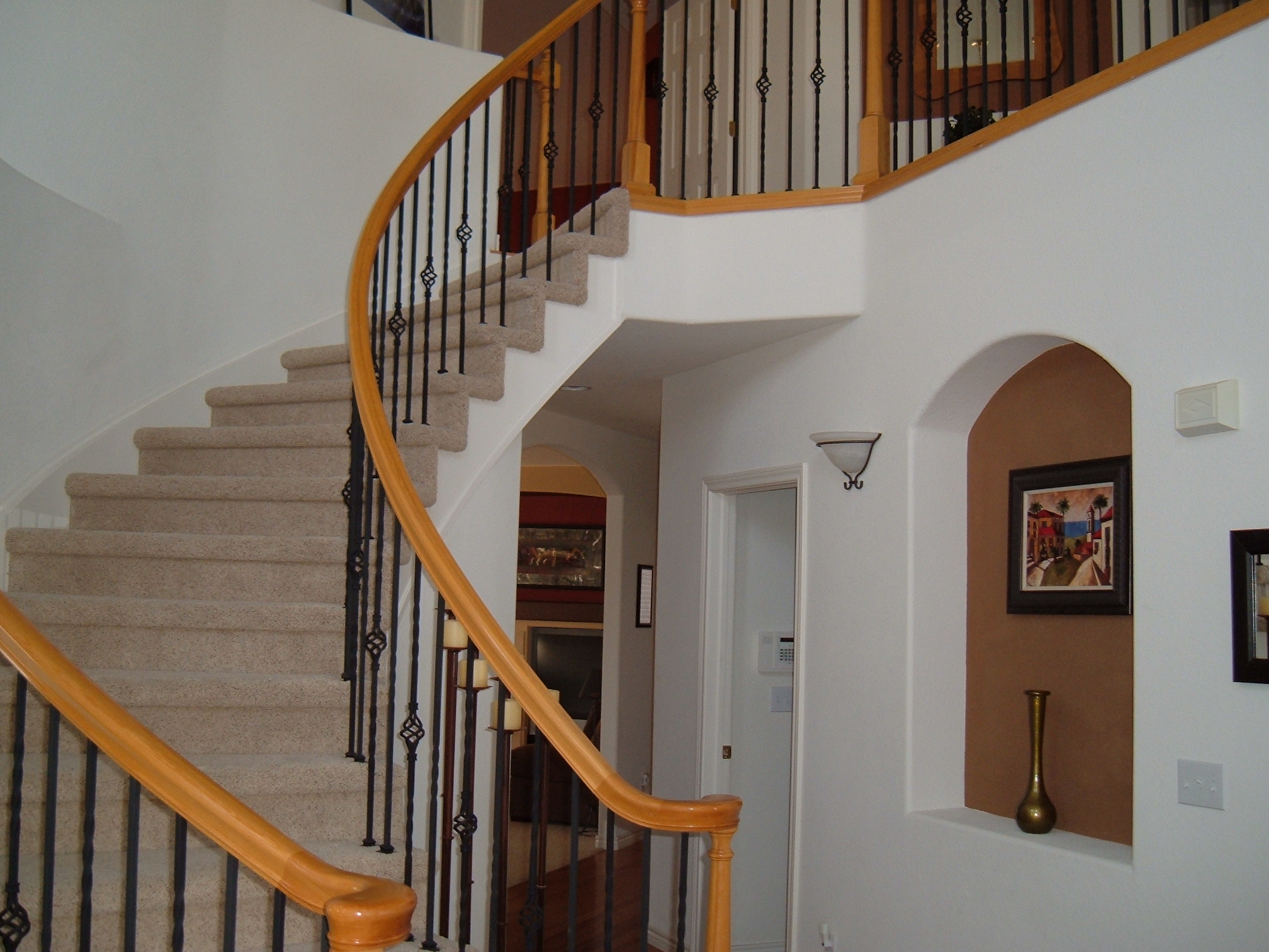 Iron Balusters and RailingsDenver ColoradoParker