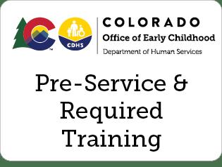 Colorado Shines Professional Development Information