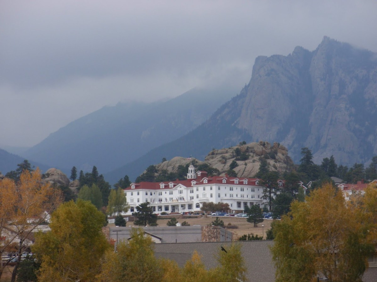 Visit Stanley Hotel In 2003 Travels