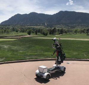 Golfboard Cheyenne Mountain