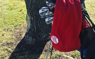 Sauce Golf Co's cooler towel is getting a Kickstart