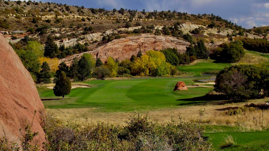 Hole #4 - Arrowhead Golf Club