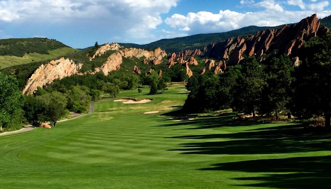 Hole #10 - Arrowhead Golf Club