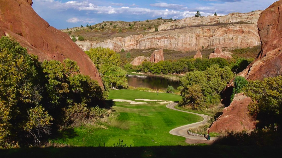 Hole #13 - Arrowhead Golf Club