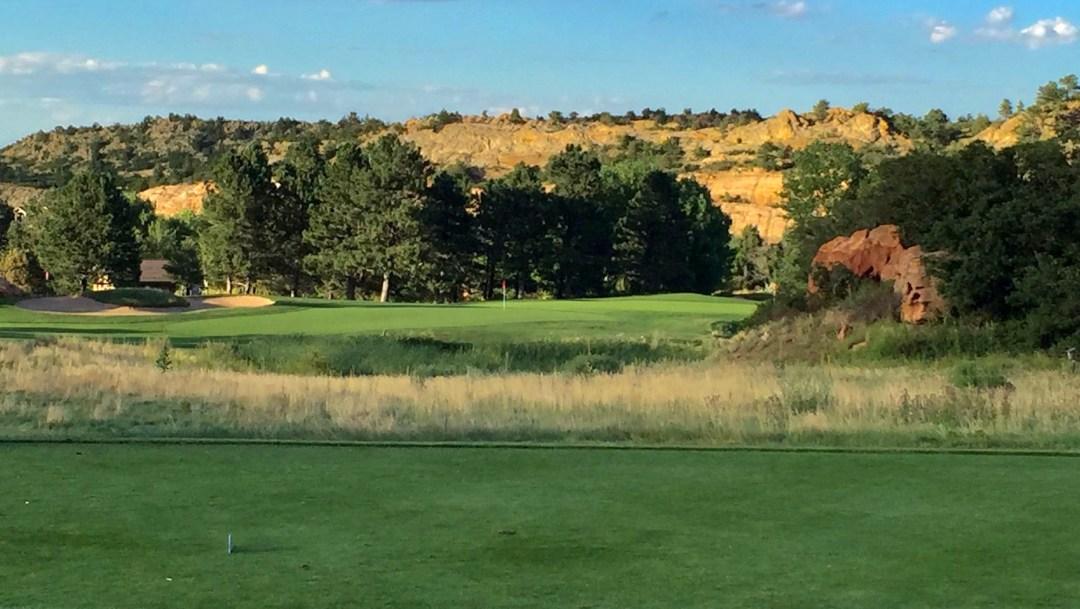 Hole #17 - Arrowhead Golf Club