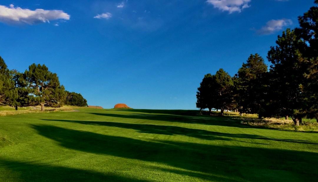 Hole #18 - Arrowhead Golf Club