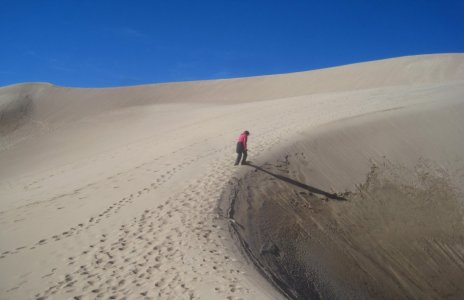 High Dune a Hike in Great Sand Dunes National Park Colorado
