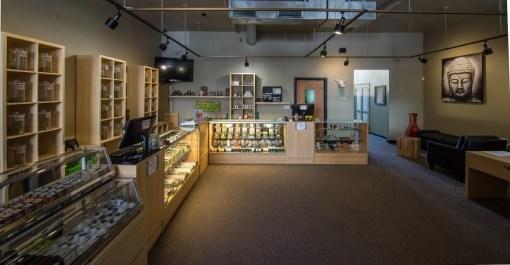 top 5 recreational marijuana stores denver