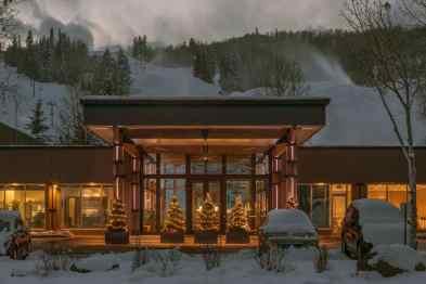 aspen lodging