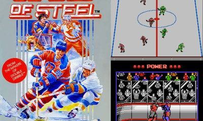 NHL video games