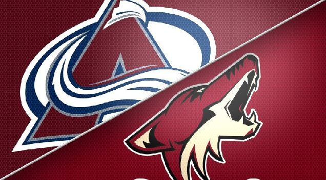 Dater's Daily Links: Pregame Avalanche and Coyotes notes from Edmonton