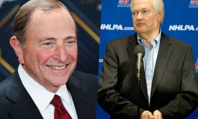 nhl return, nhl trade, gary bettman, donald fehr