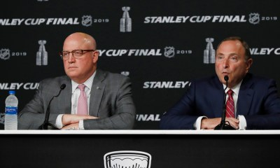 NHL return, Gary Bettman, Bill Daly, NHL Season