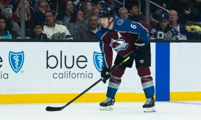 Erik Johnson, Colorado Avalanche, NHL Buyouts