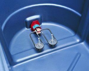 Drain Hole Tank Heater