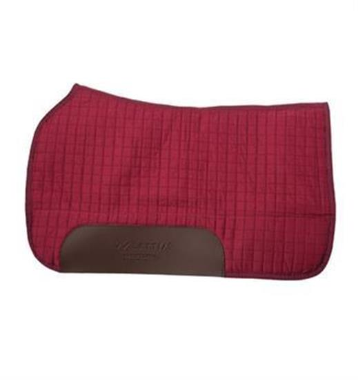 Lettia CoolMax Western Saddle Pad - Valentines Day Gift Idea